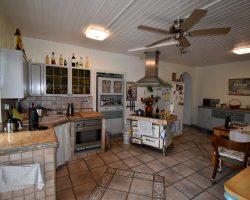 Hauptwohnung-Küche