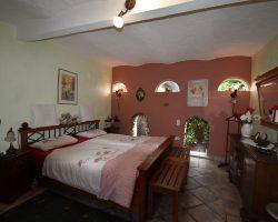 Hauptwohnung-Schlafzimmer