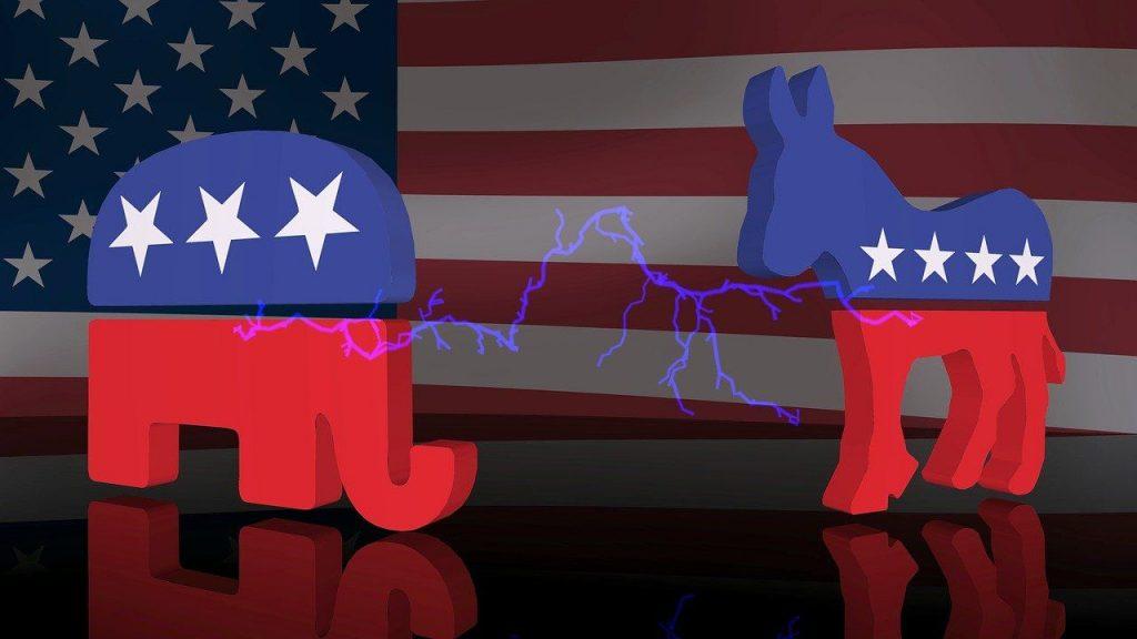 Auch an der Börse kann man auf den US-Wahlausgang wetten