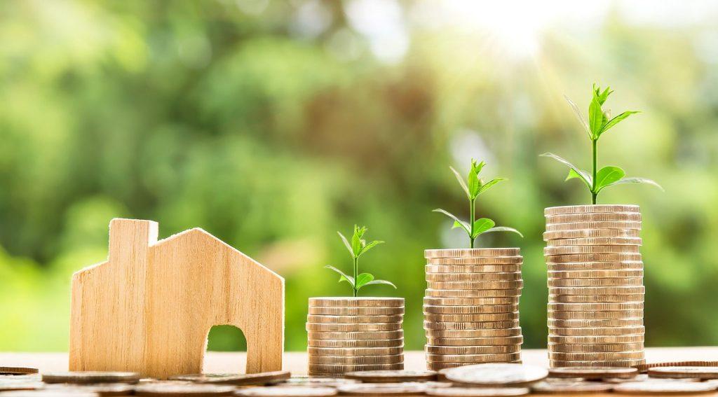 Anleger auf Immobilienjagd
