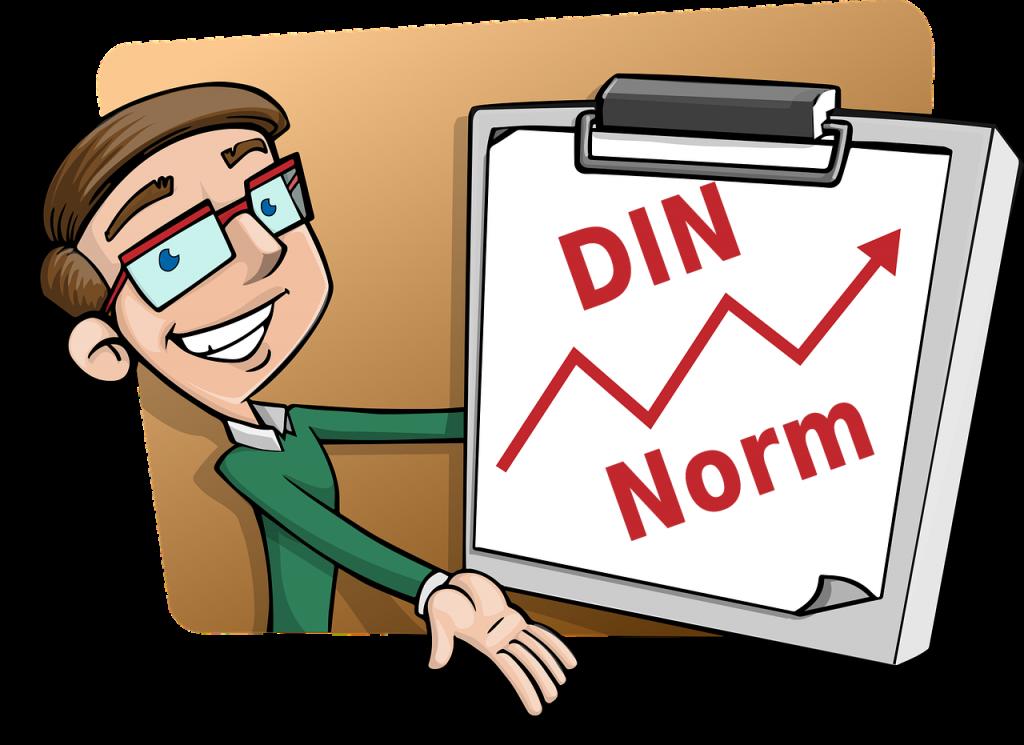 Ab Januar gibt es eine DIN-Norm für die Finanzanalyse