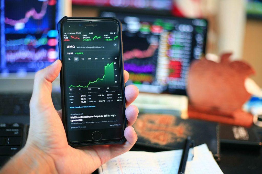 Aktienhandel per Smartphone verführt zum Zocken